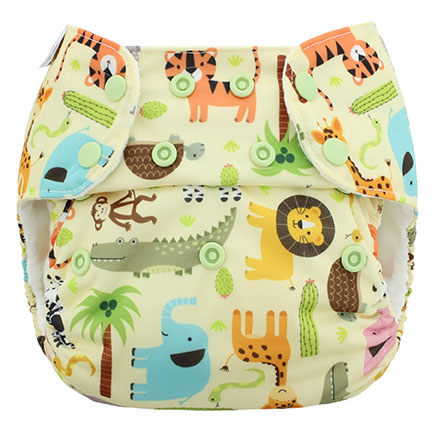 Blueberry diapers Jungle jam simplex