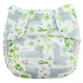 Blueberry diapers llamas simplex