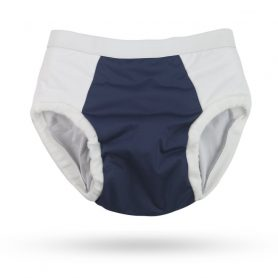 Threaded Armor Cueca Impermeável Adulto Navy