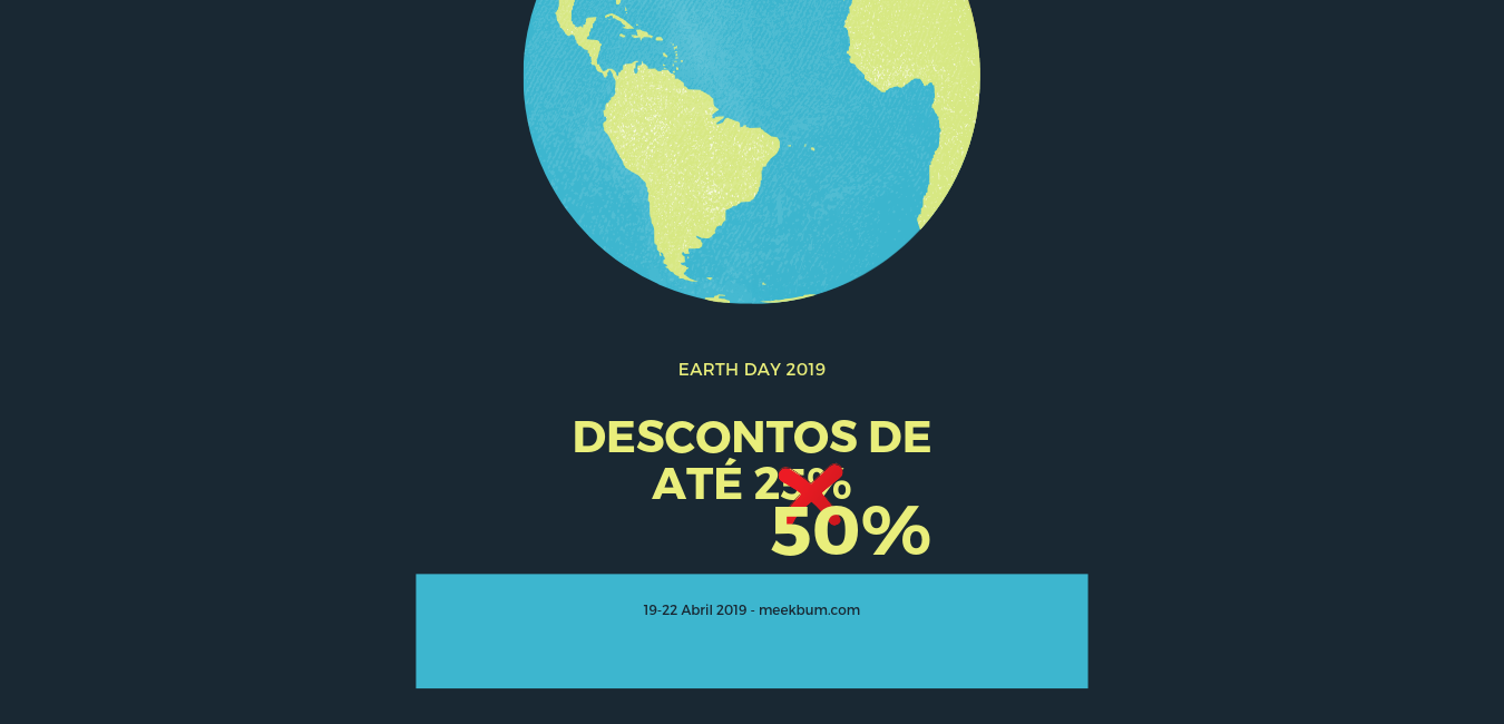 Earth day discount