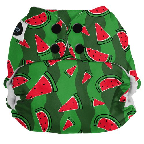 Imagine baby products Pocket watermelon patch pocket