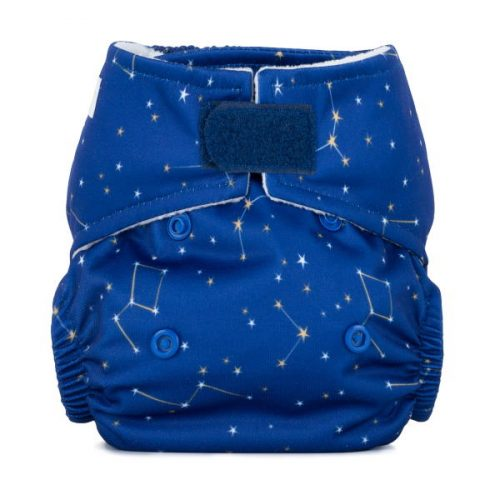 Baba+Boo Newborn Constellations Reusable Nappy