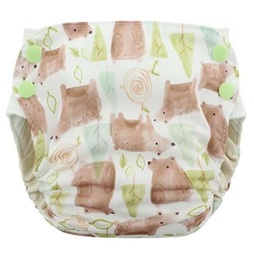 Blueberry diapers especial edition grizzly