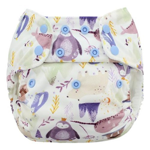 Blueberry diapers especial edition wally