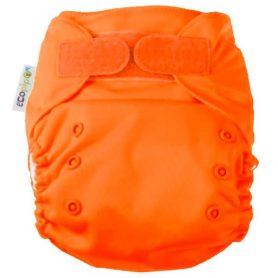 buy Ecopipo One size Pocket Nappy Orange