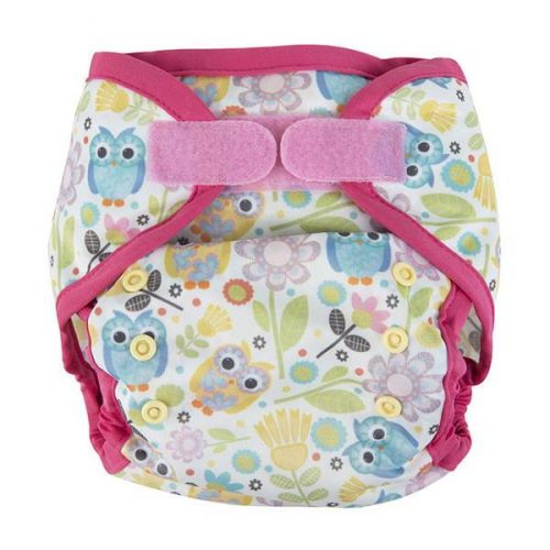 ecopipo nappy wrap owls