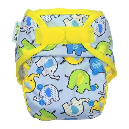 ecopipo nappy wrap elephants