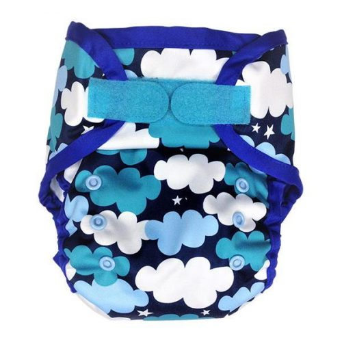 ecopipo nappy wrap clouds