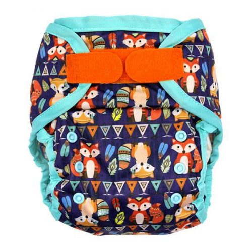 ecopipo nappy wrap Mr Fox Adventures