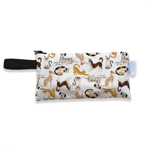 Thirsties Clutch Impermeável Pawsitive Pals
