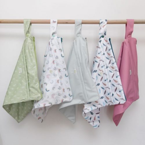 Baba+Boo Hope Collection Wetbags Medio